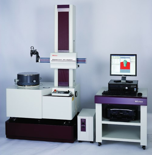 Mitutoyo America Corporation Roundtest RA-H5200 series roundness/cylindricity measurement system