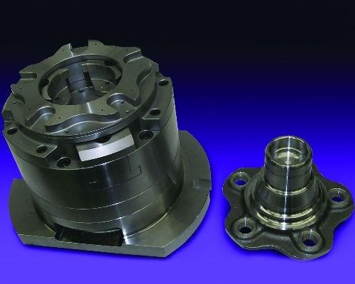 Northfield Precision Instrument Model 700 air chuck