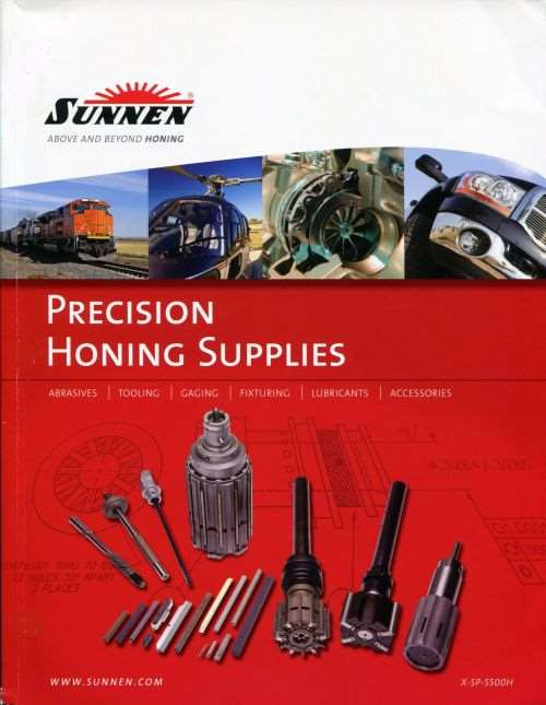 Sunnen Precision Honing Supply