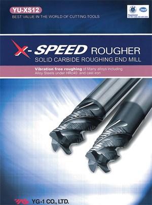 YG-1 X-Speed Rougher
