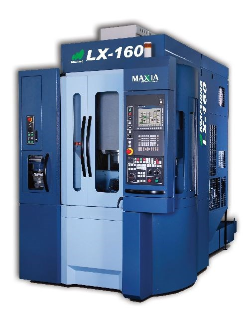 Methods Matsuura LX-160 VMC