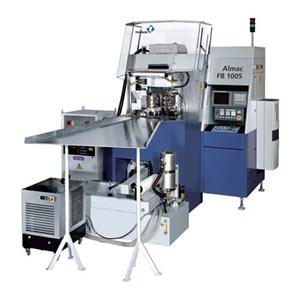 Tornos Almac FB 1005 CNC horizontal bar milling machine
