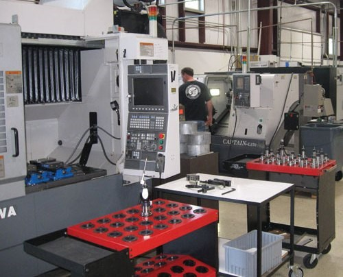 La Cabina Meaning : When reshoring really happens : modern machine shop méxico