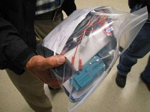 locking hardware kit