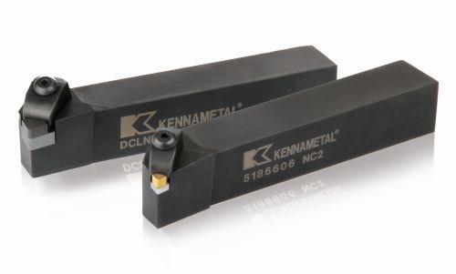 Kennametal Beyond Shield insert and clamp system