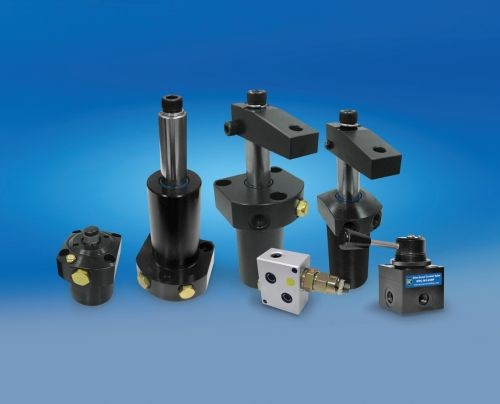 Kurt hydraulic clamping system