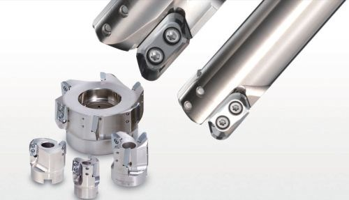 Mitsubishi Materials AXD4000 series milling cutters