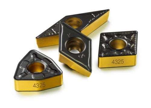 Sandvik Coromant GC4325 inserts