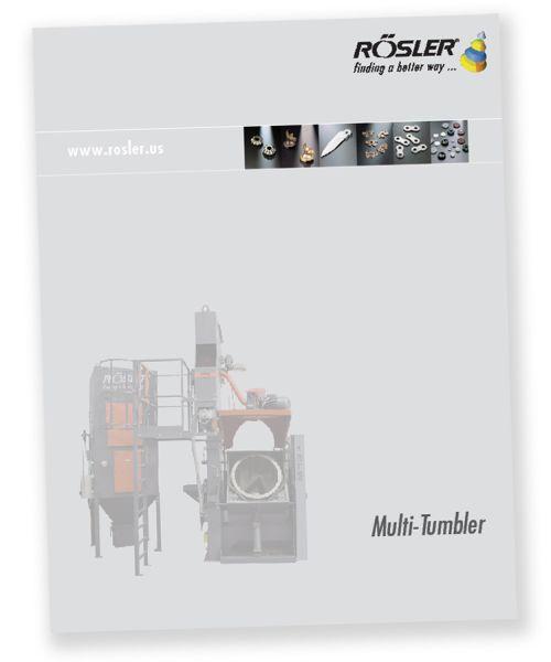 Rosler Metal Finishing brochure