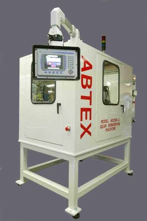 Abtex custom rotary indexing system