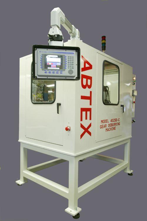 Abtex custom rotary indexing system