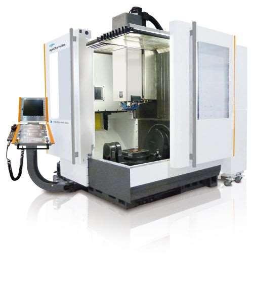 GF AgieCharmilles Mikron HEM 500U milling machine