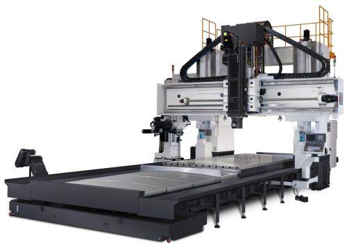 Awea MVP five-axis machining center