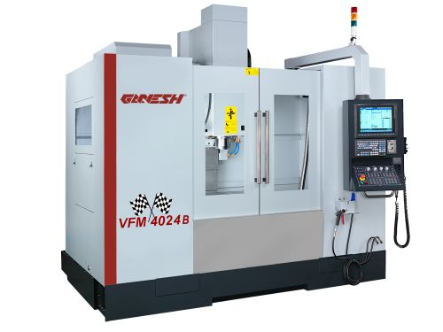 Ganesh VFM-4024 vertical machining center