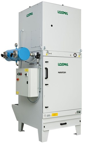 Losma Newton series air filtration systems