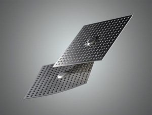 Trumpf punching machine integrated flattening concept