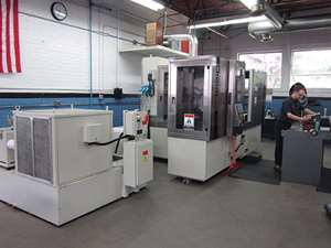 250-gallon centrifuge filtration system