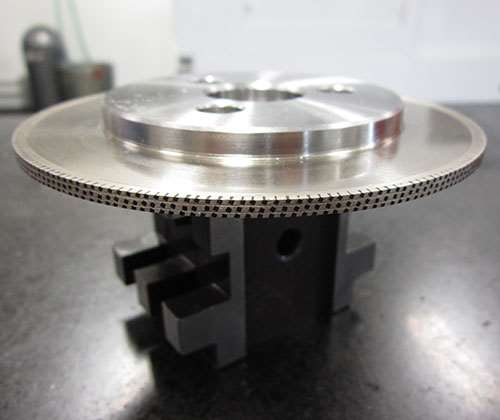 diamond rotary dresser