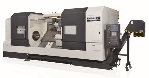 Chevalier FBL-520D horizontal turning lathe