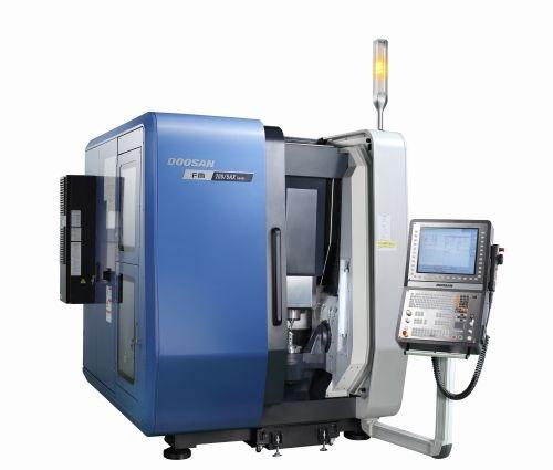 Doosan FM 200/5AX Linear five-axis machining center