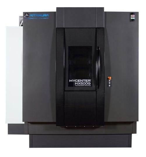 Kitamura Mycenter -HX500G HMC