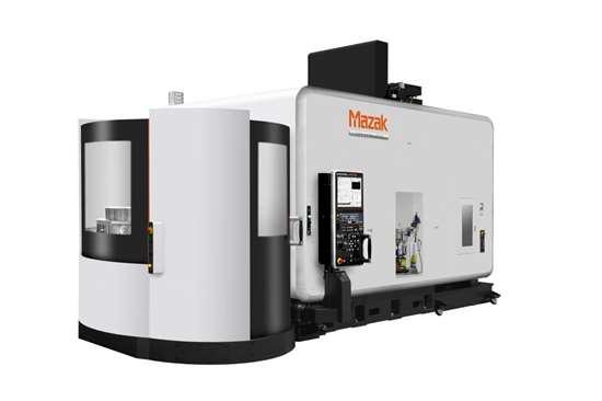 Mazak Variaxis i-700 vertical machining center