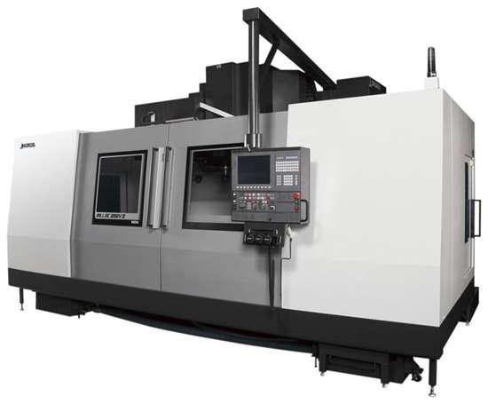 Okuma Millac 852V II vertical machining center