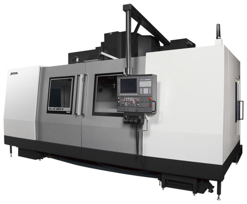 Okuma Millac 852V II vertical machining center