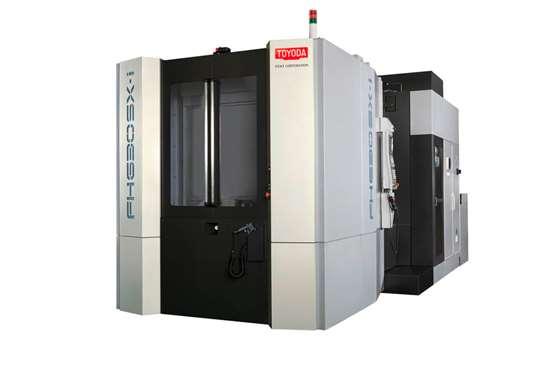 Toyoda FH630SX-I horizontal machining center