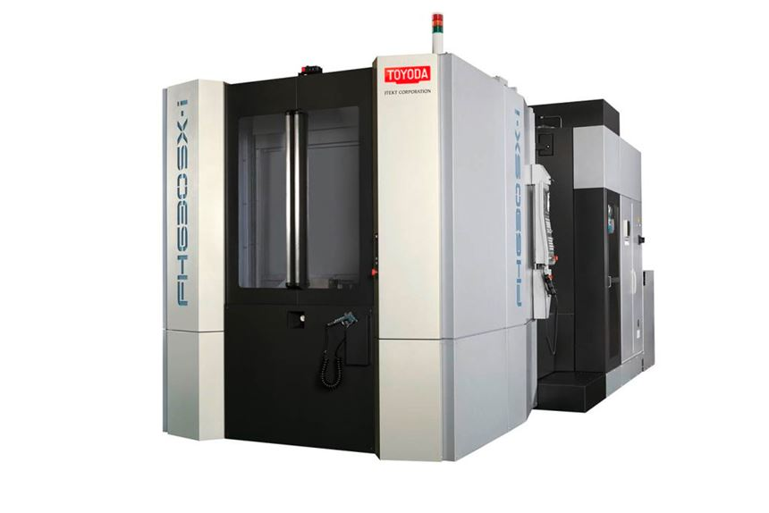 Toyoda FH630SX-I horizontal machining center