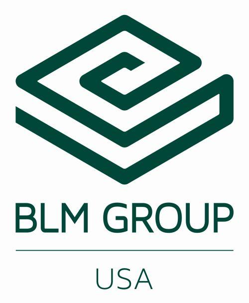 BLM Group logo