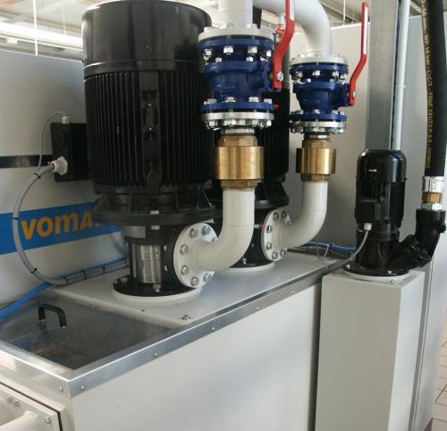 Oelheld Vomat FA grinding lubricant filters