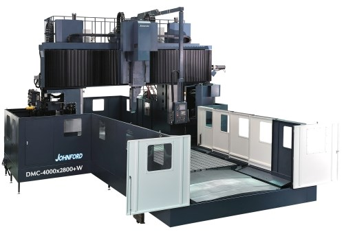 Absolute Machine Tools Johnford DMC bridge mill