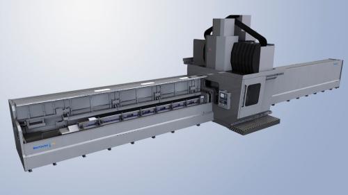 Bertsche Dual P5 mill