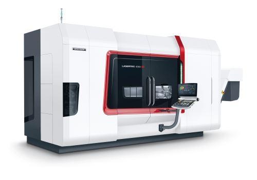 DMG MORI Lasertec 4300 hybrid