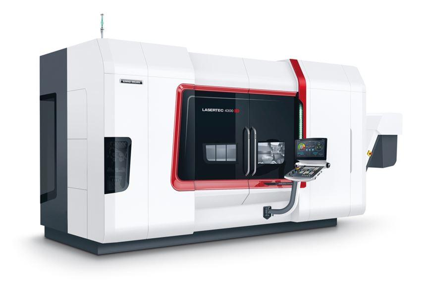 DMG MORI Lasertec 4300 3D