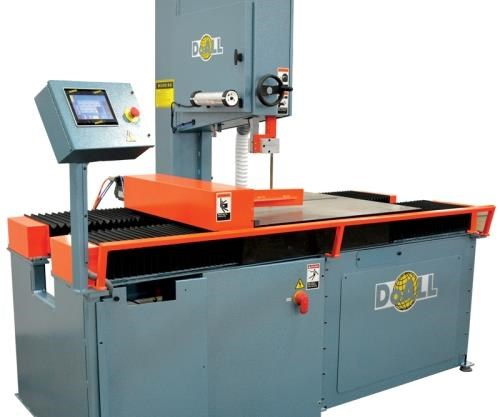 DoAll 2613-D36 band saw
