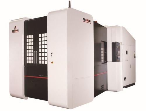 Enshu GE590H horizontal machining center