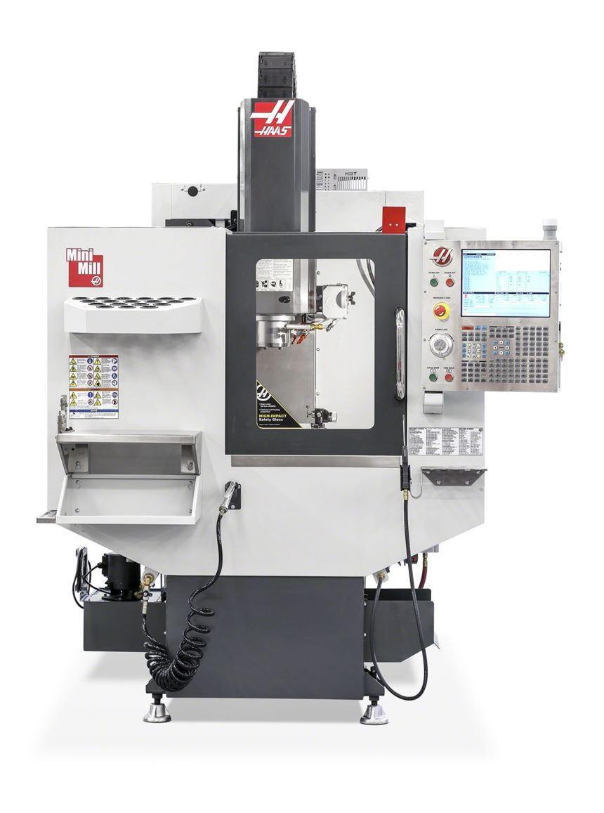 Haas Automation Mini Mill
