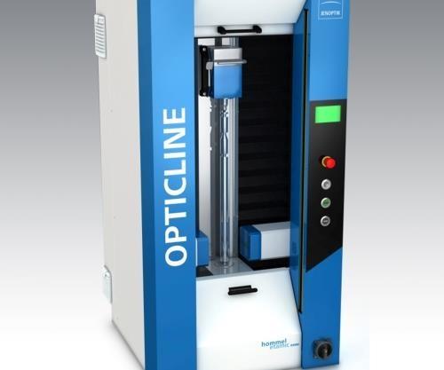 Jenoptik Industrial Metrology Hommel-Etamic Opticline