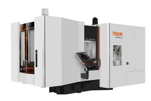 Mazak HCN-5000/50 HMC