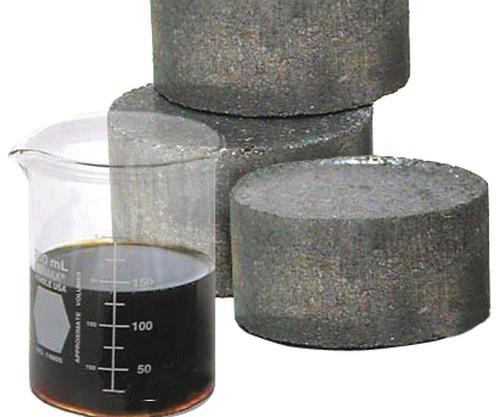 PRAB Dualpak briquetter