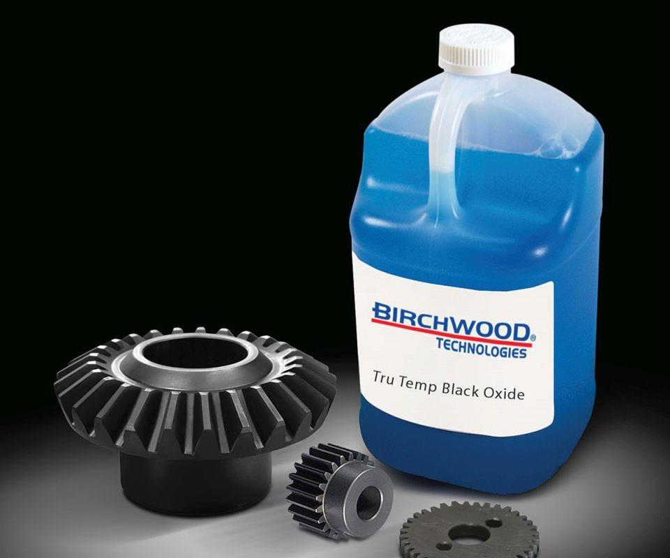 Birchwood Tru Temp Black Oxide