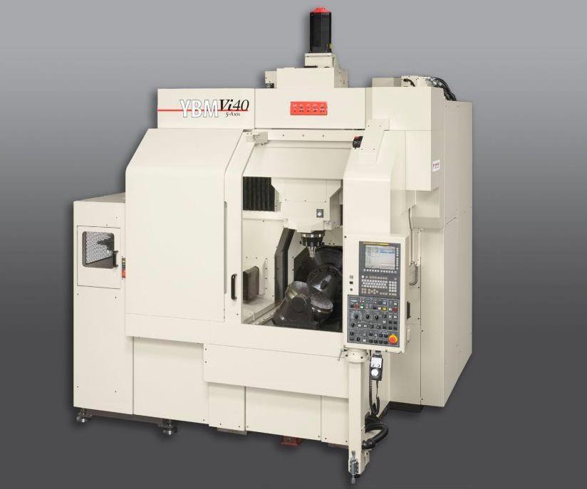 Methods Machine Tools Yasda YBM Vi40