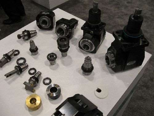 Heimatec's quick-change tooling system