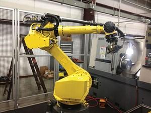 FANUC M-710iC/50 robot.