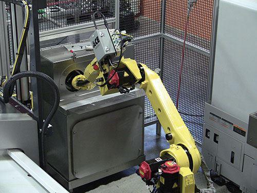 custom part wash/dry system