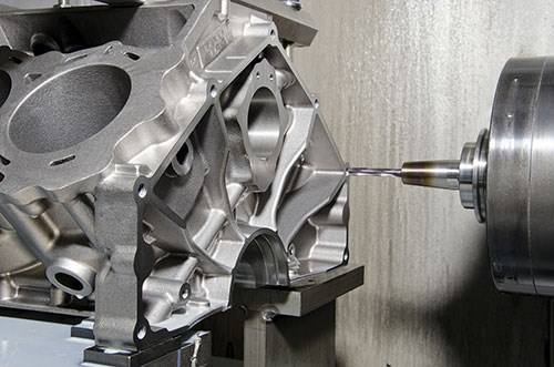 a81 horizontal machining centers