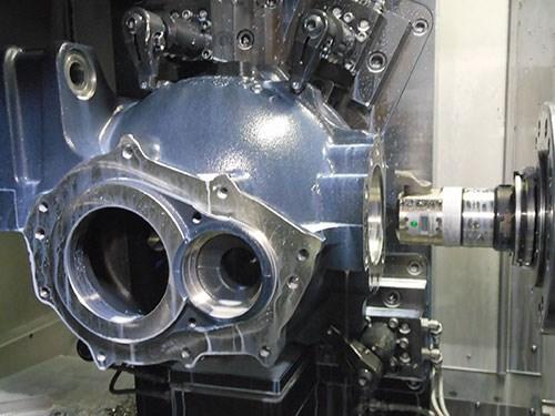 cast iron differential housing for fork lift trucks
