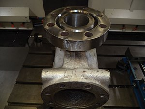 Greenleaf Ring Max API ring groove cutter